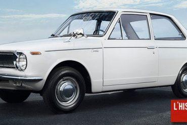 1966, une petite berline qui va bien réussir en beauté