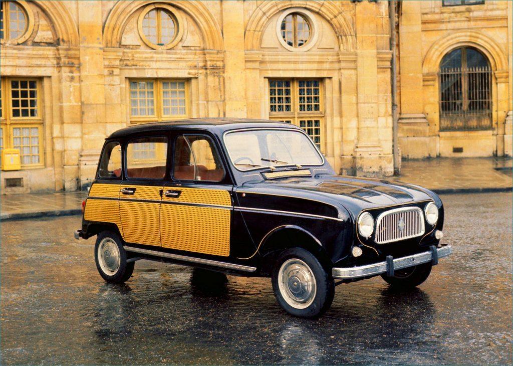 1961, Renault 4 L, une petite cylindrée qui sait tout faire