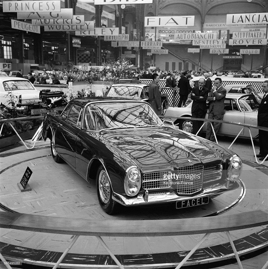 1961, la Vega II, l'étoile filante française