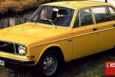 La Volvo 140