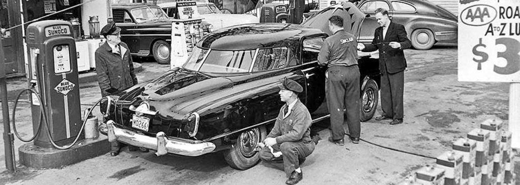Studebaker Champion 1953 : fin d'une marque