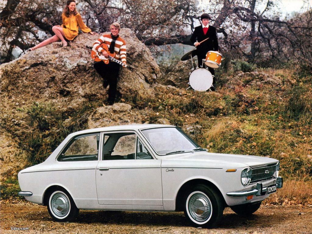 La Toyota Corolla